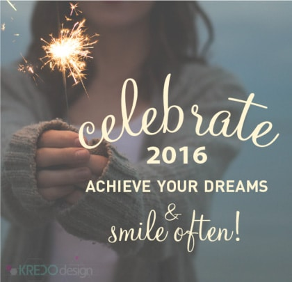 New Year Resolution for 2016