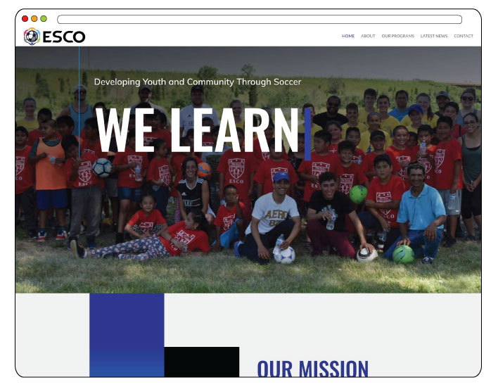 Elite Soccer Community Organization, ESCO