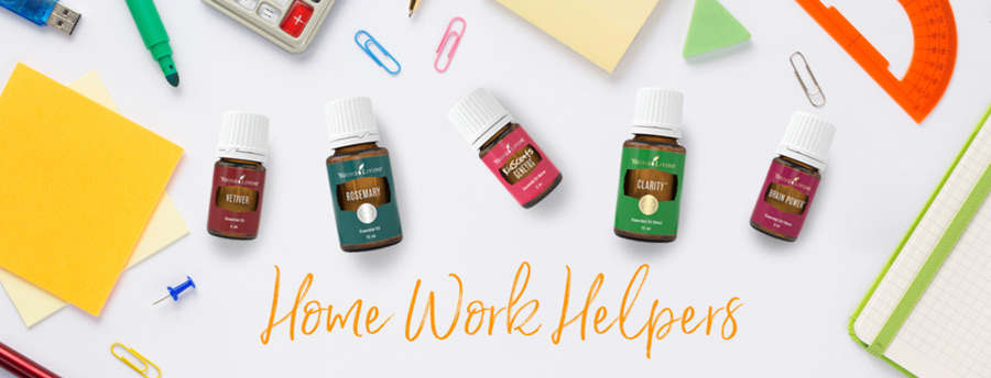 essential oil to avoid work from home burnout