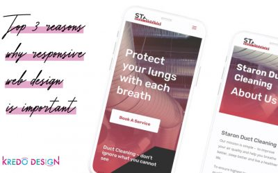 Top 3 reasons why Responsive Web Design is important