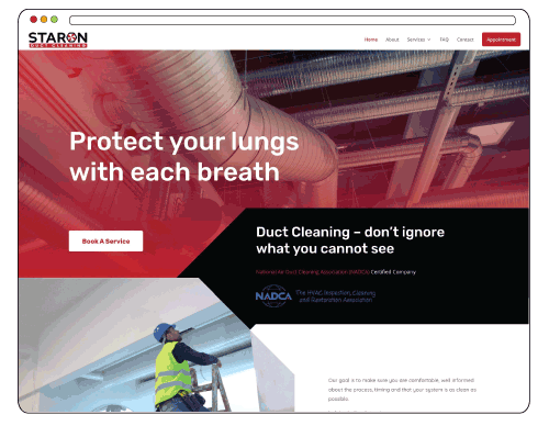 Web-designer-duct-cleaning-company